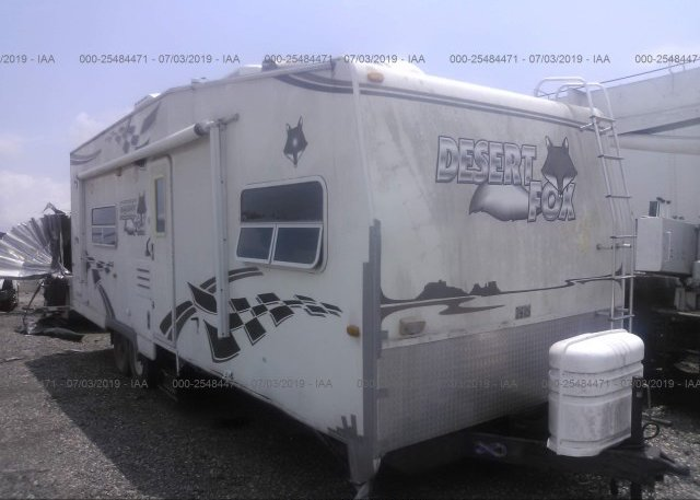 Inventory #716664317 2006 NORTHWOOD DESERT FOX