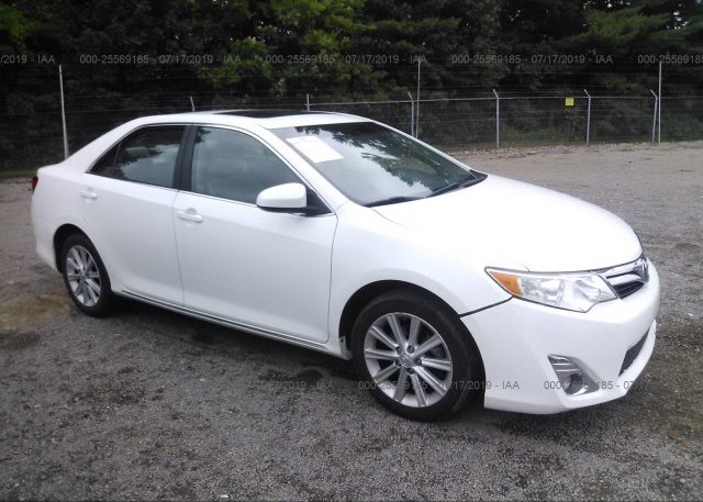 Inventory #616976077 2012 Toyota CAMRY