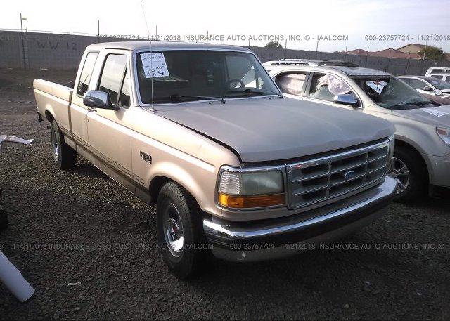 Inventory #604896328 1993 FORD F150