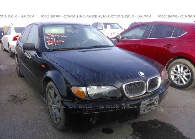 Inventory #763210796 2004 BMW 325