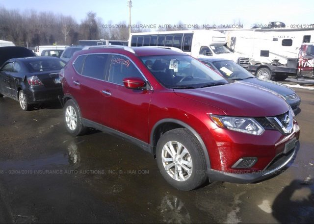 Inventory #316609674 2016 Nissan ROGUE