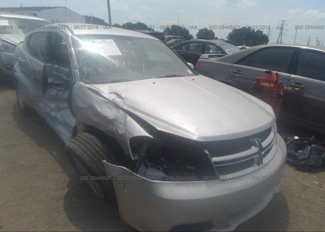 Inventory #627662145 2011 Dodge AVENGER