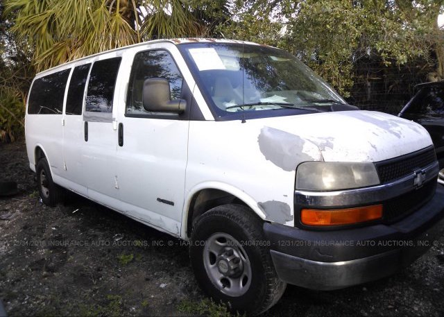 Inventory #252926803 2006 Chevrolet EXPRESS G3500