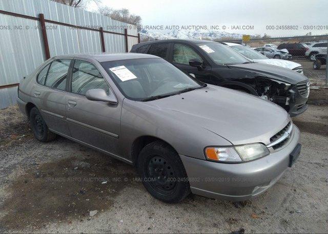 Inventory #732000734 1999 Nissan ALTIMA
