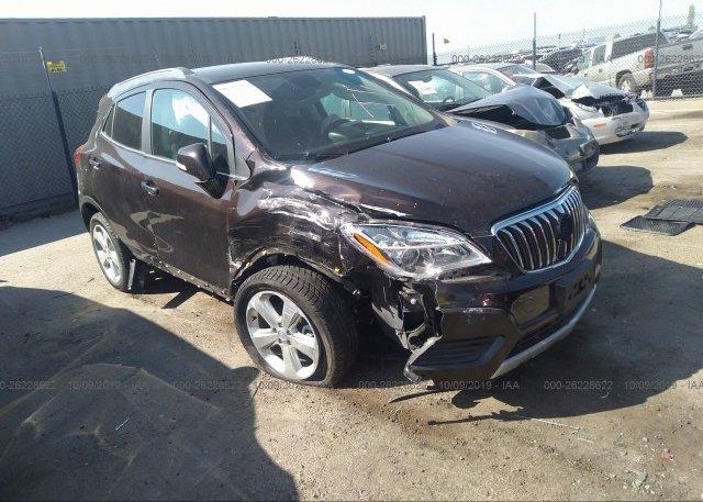 Inventory #513047850 2016 Buick ENCORE