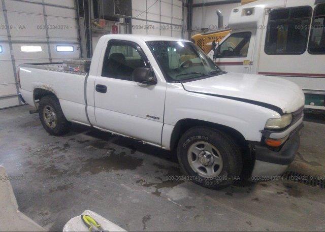 Inventory #975270905 1999 Chevrolet SILVERADO