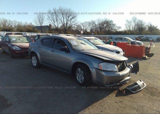 Inventory #904380212 2008 Dodge AVENGER