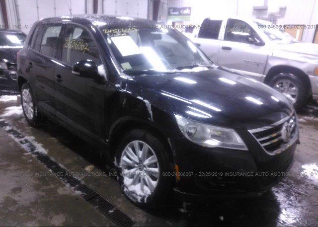 Inventory #982247800 2010 Volkswagen TIGUAN