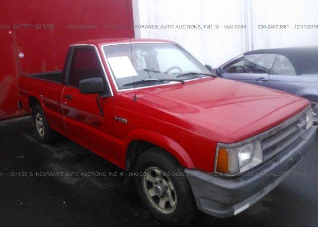 Inventory #345523439 1989 MAZDA B2200