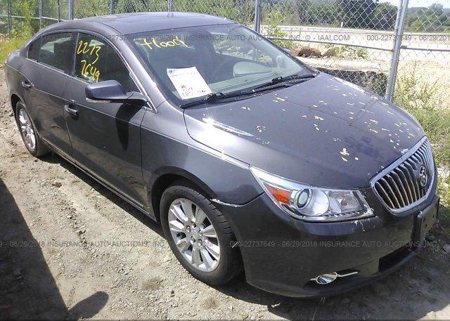 Inventory #581346555 2013 Buick LACROSSE