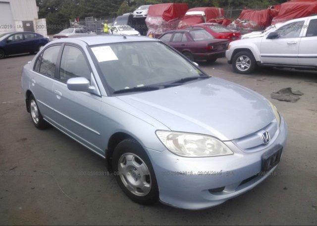 Inventory #356171443 2004 Honda CIVIC