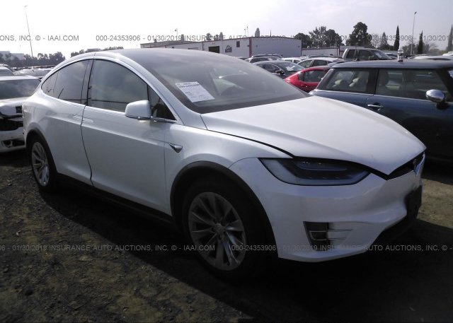 Inventory #861771810 2017 Tesla MODEL X