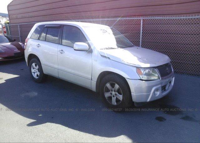Inventory #874295440 2007 Suzuki GRAND VITARA