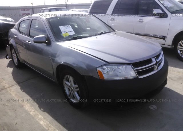 Inventory #609024106 2013 Dodge AVENGER