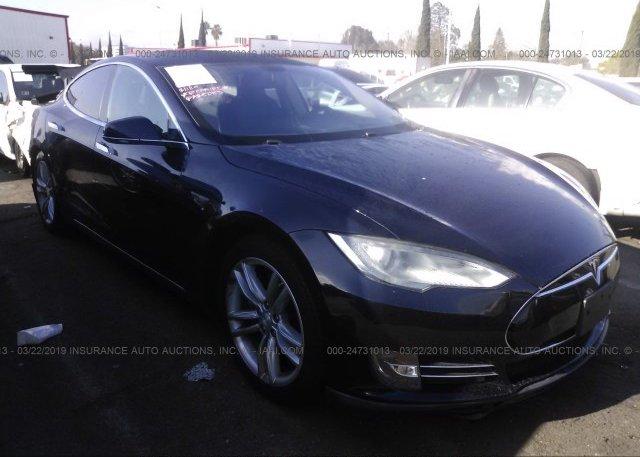Inventory #901737923 2013 Tesla MODEL S