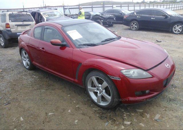 Inventory #512893225 2005 Mazda RX8