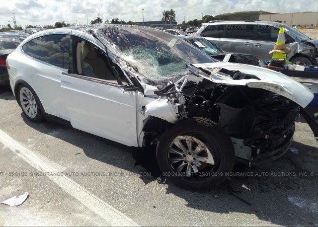 Inventory #513412373 2016 Tesla MODEL X