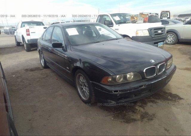 Inventory #731736006 2001 BMW 530