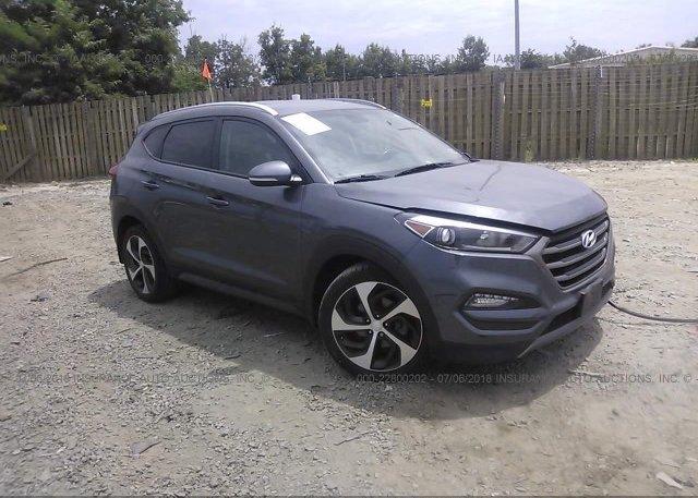 Inventory #425354726 2016 Hyundai TUCSON