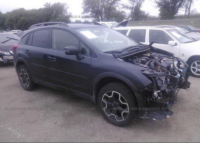 Inventory #504815423 2015 Subaru XV CROSSTREK
