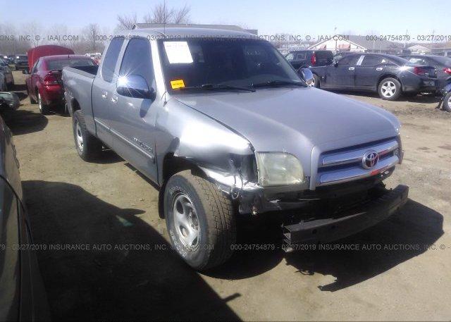 Inventory #188398551 2003 Toyota TUNDRA