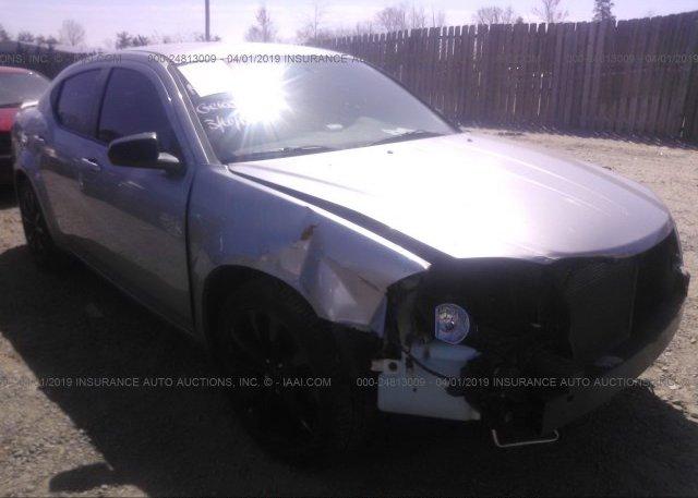 Inventory #721659031 2014 Dodge AVENGER
