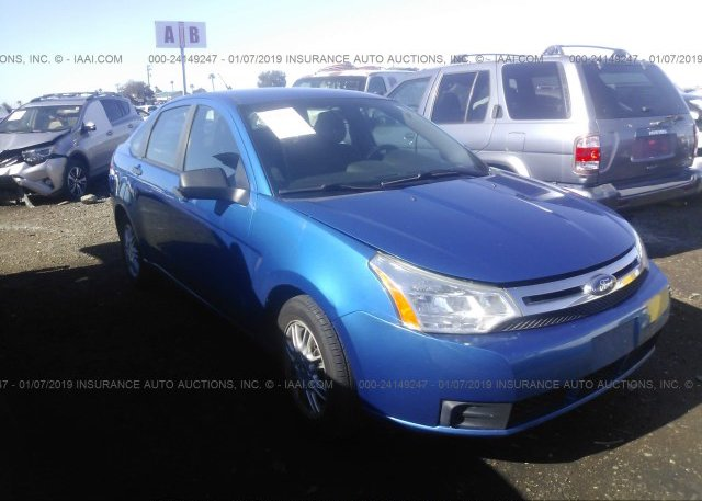 Inventory #924529234 2010 FORD FOCUS
