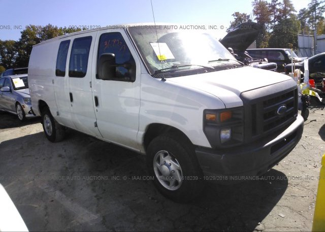 Inventory #461324105 2010 FORD ECONOLINE
