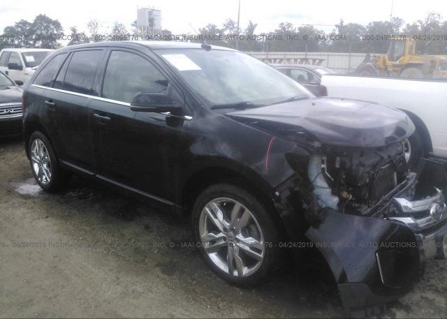 Inventory #256838216 2012 FORD EDGE