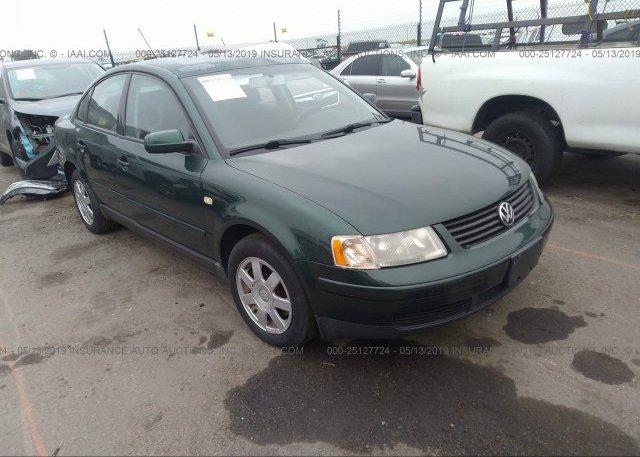 Inventory #664031683 2000 Volkswagen PASSAT