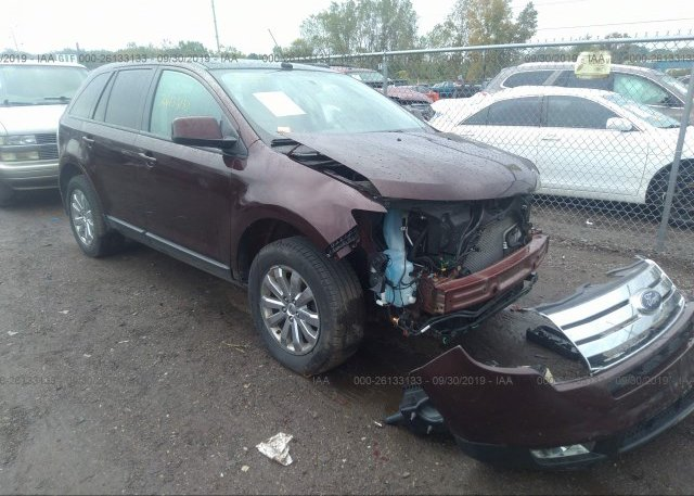 Inventory #190508324 2010 FORD EDGE