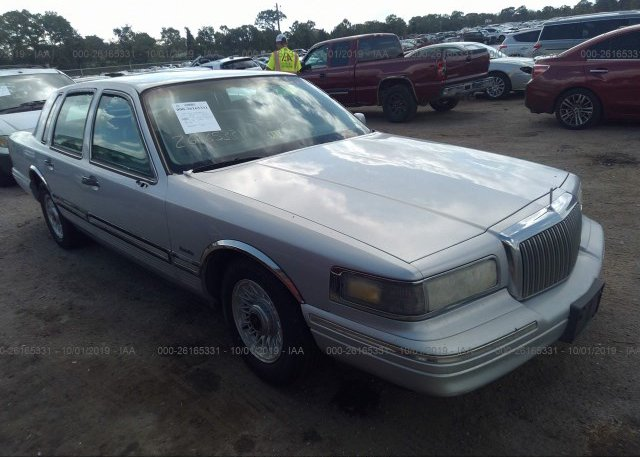 Inventory #427520884 1997 Lincoln TOWN CAR