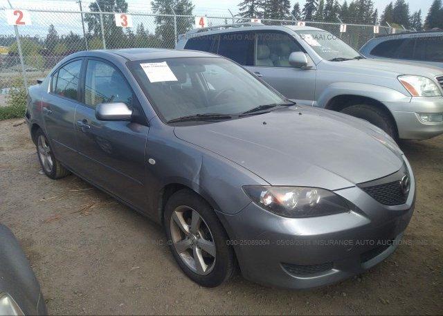 Inventory #995258036 2006 Mazda 3