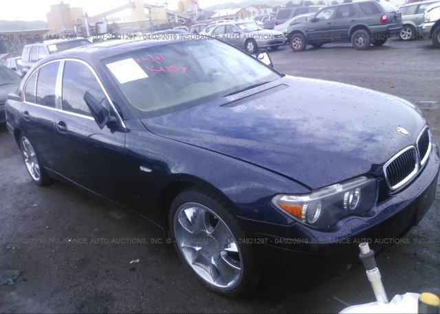 Inventory #331186264 2004 BMW 745