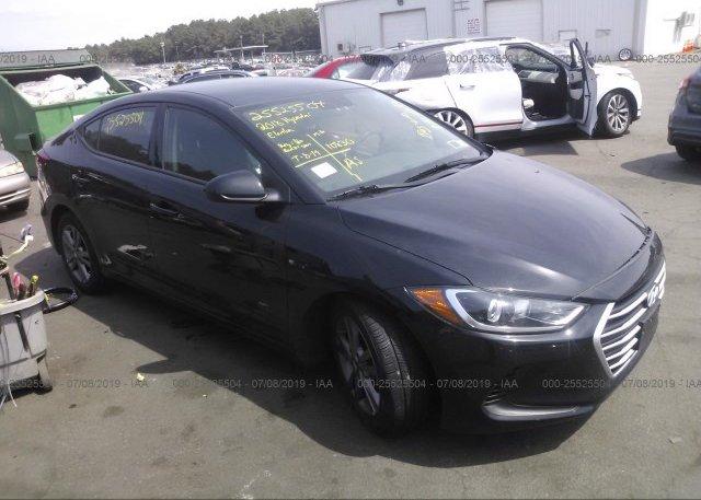 Inventory #698686741 2018 Hyundai ELANTRA