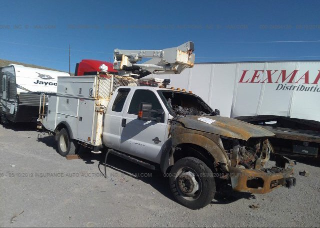 Inventory #897212152 2012 FORD F550
