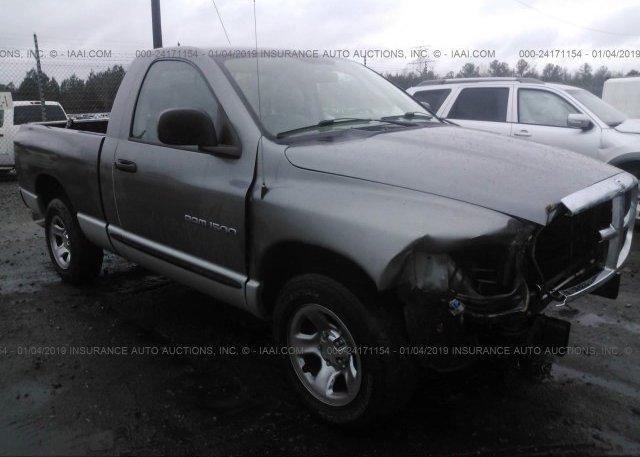 Inventory #190432287 2005 Dodge RAM 1500