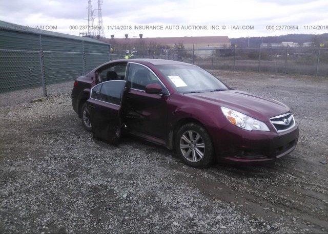 Inventory #778455627 2011 Subaru LEGACY