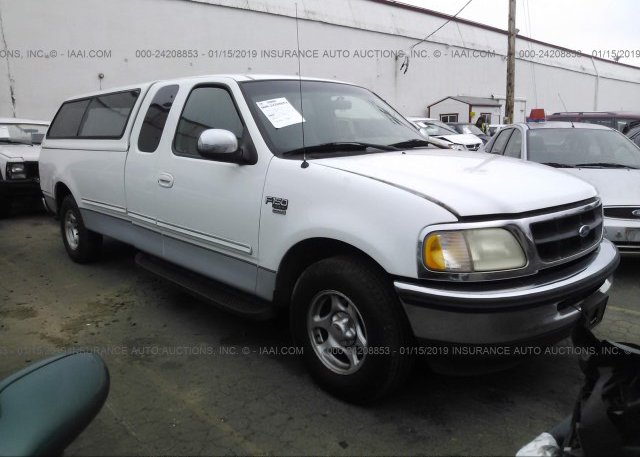 Inventory #984897045 1998 FORD F150
