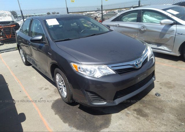 Inventory #186708452 2014 Toyota CAMRY