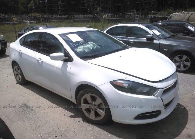 Inventory #284378781 2016 Dodge DART