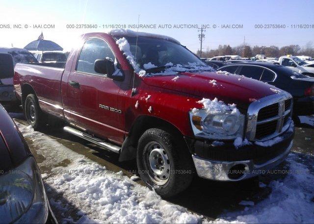 Inventory #221587721 2007 Dodge RAM 1500