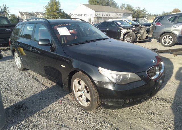 Inventory #254295850 2007 BMW 530