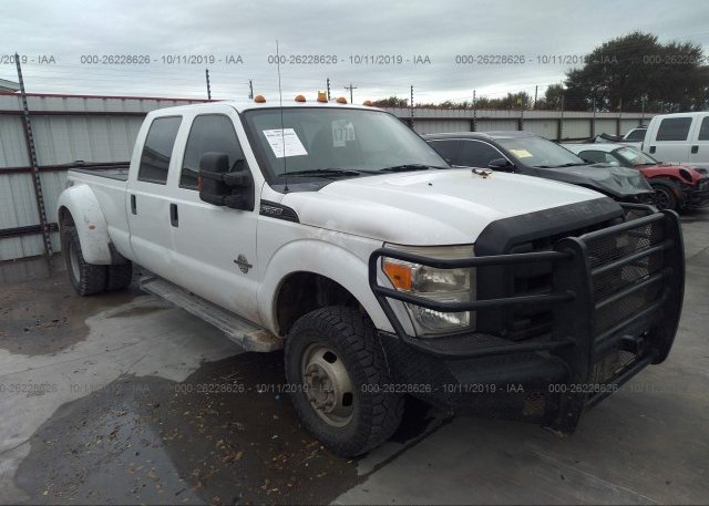 Inventory #514817066 2012 FORD F350