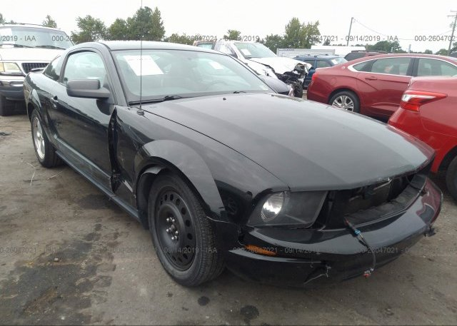 Inventory #256700699 2007 FORD MUSTANG
