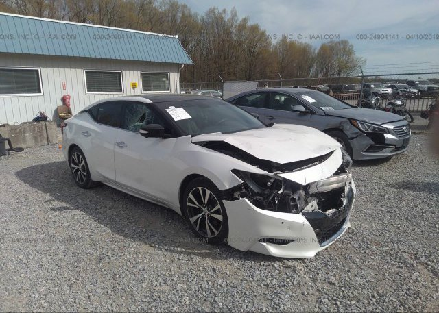 Inventory #269469876 2016 Nissan MAXIMA