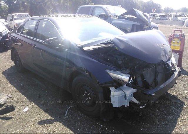 Inventory #268538846 2016 Toyota CAMRY