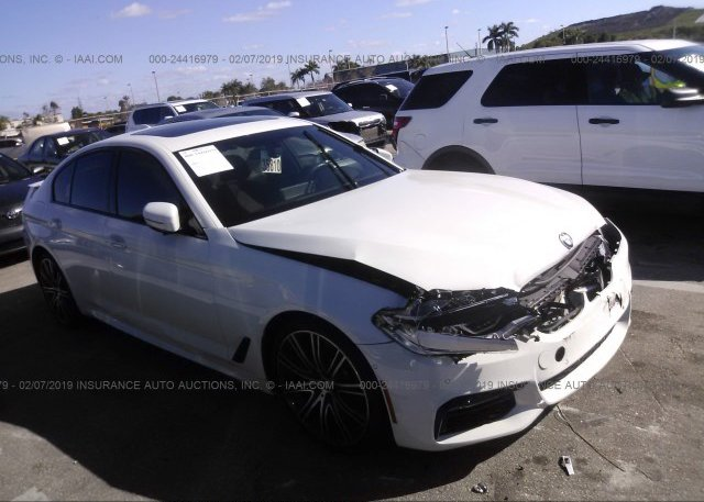 Inventory #185101004 2017 BMW 540