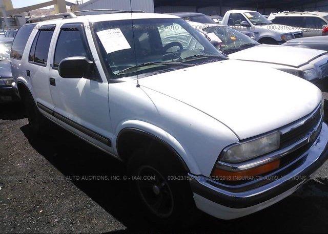 Inventory #631574560 1999 Chevrolet BLAZER