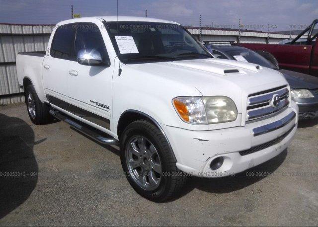Inventory #947584199 2006 Toyota TUNDRA